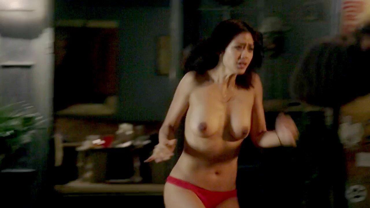Alexia rae castillo nude boobs and nipples in kingdom series - 1 7