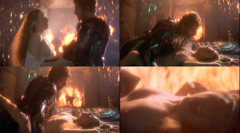 Excalibur Movie Sex Scene scans_daily | power girl #7: oh god, the return of vartox