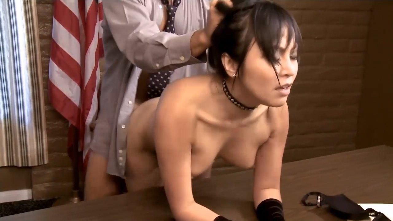 Christine Nguyen porno