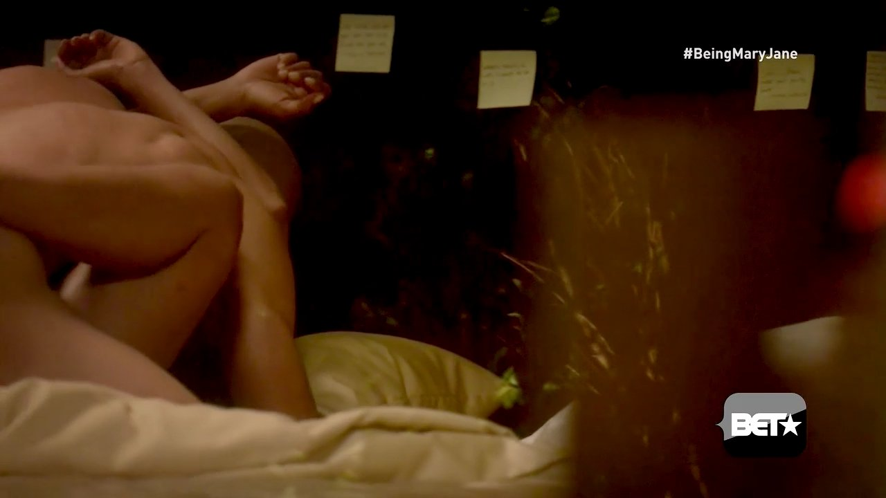 Gabrielle union being mary jane sex scene
