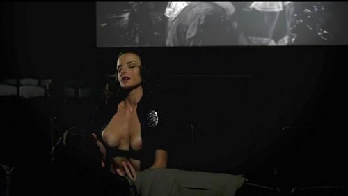 Ana alexander nude
