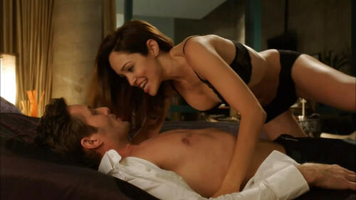 Things, Autumn reeser nude scene