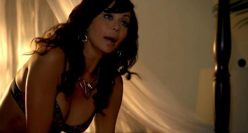Catherine bell shows tits are real