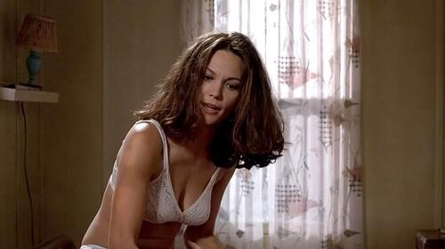 american-girl-diane-lane-sexy-lingerie-native-americans-forest