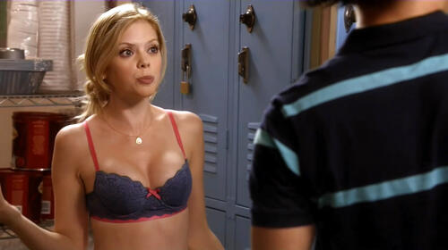 Dreama walker nude