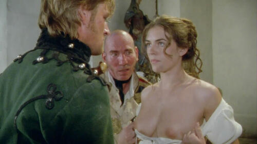 Turns out? Elizabeth hurley nude scene advise you