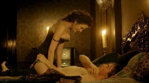 Penny dreadful nude scenes
