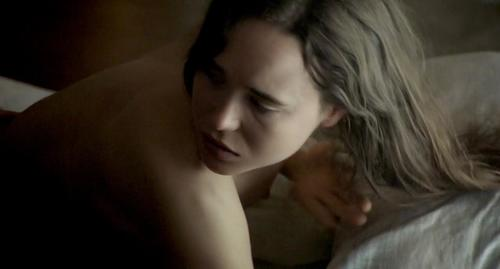 Ellen page sex scene mouth to mouth