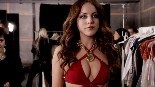 Elizabeth gillies boobs