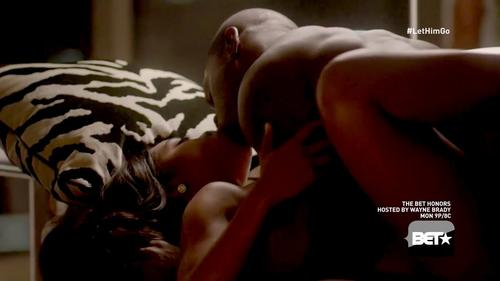 Gabrielle union sex scene being mary jane