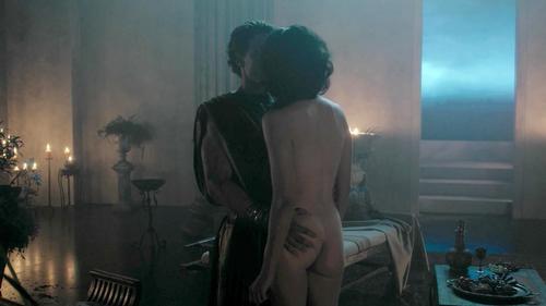Genevieve aitken in roman empire reign of blood s01e04 - 1 part 3