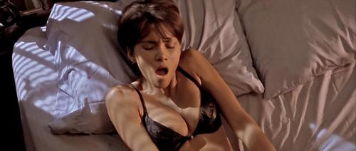 Halle berry moaning during sex video