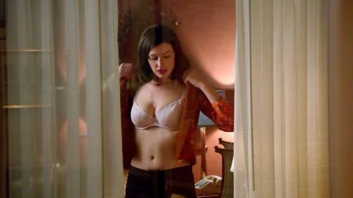 Jessica pare nude hot tub time machine 2010 5