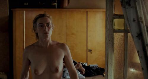 Kate winslet nude scene the reader — 15