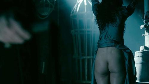 Karen hassan nude scene from 039vikings039 on scandalplanetcom - 2 5