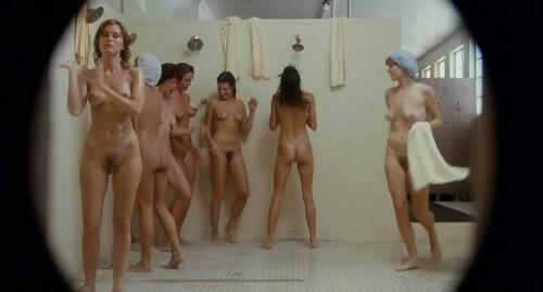 Something is. porkys nude shower scene think