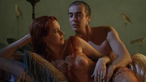 Spartacus Sex Scenes Complication  Pornhubcom