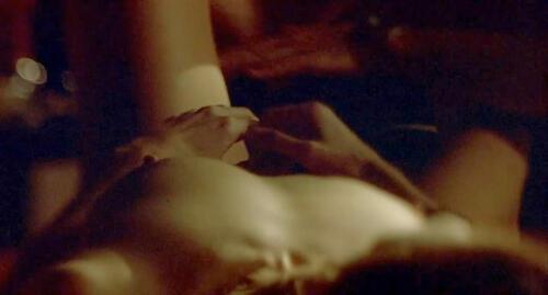 In the cut sex scene