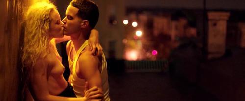 White girl movie sex scene