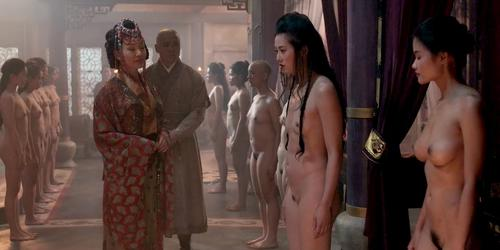 Joan chen naked, nude ballet male sex
