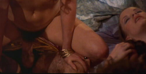 Orgie scen från Caligula
