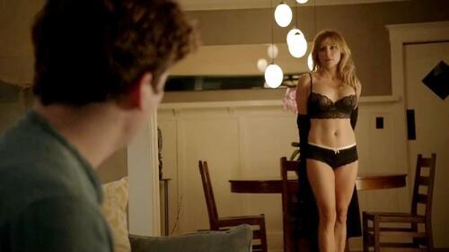 sasha alexander topless