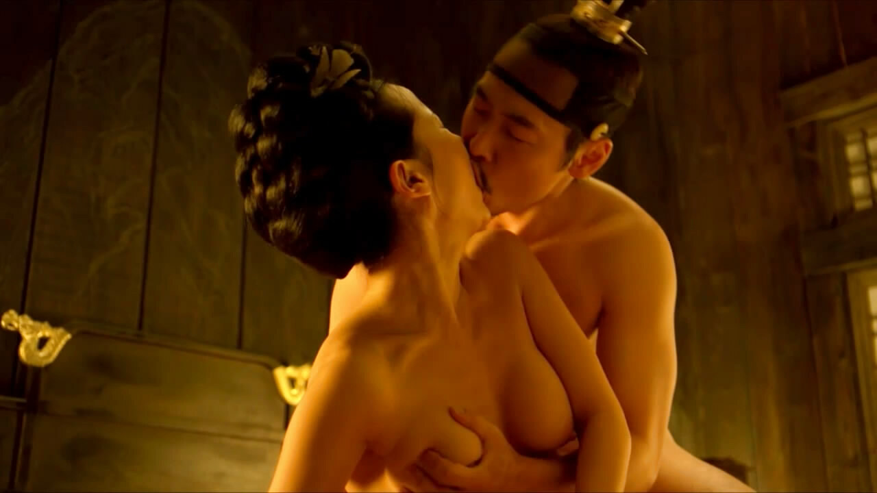 Kang hye jin bed scene 1 - 2 part 4