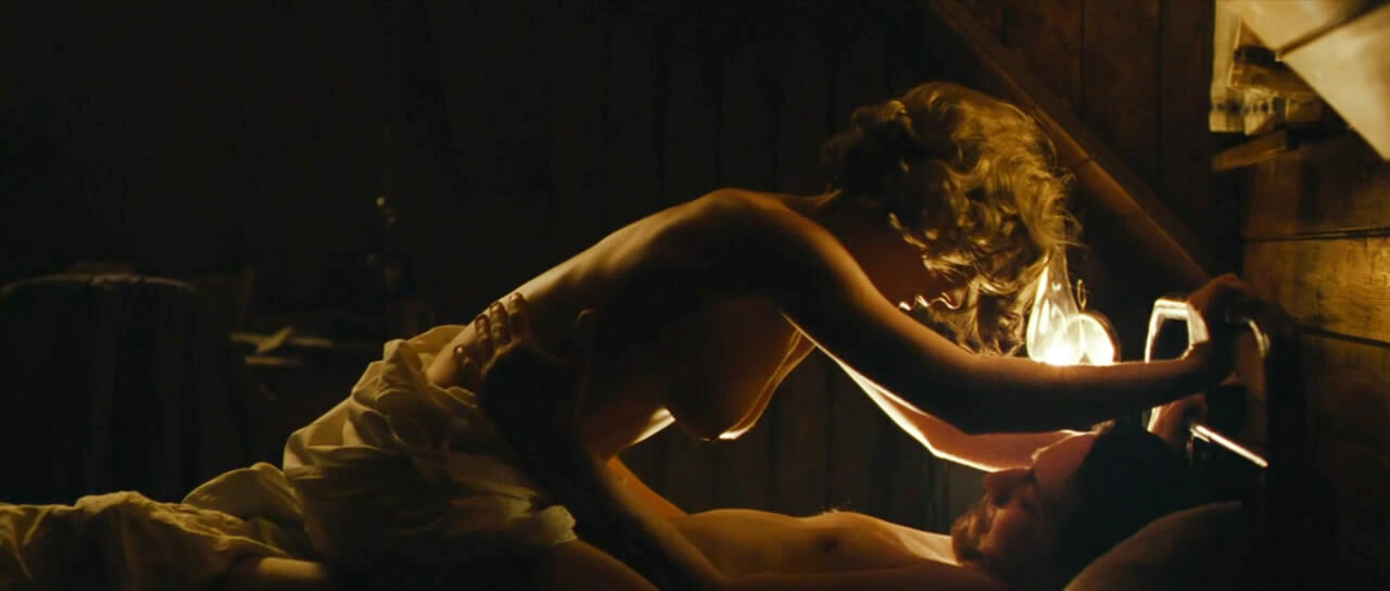 Kerry condon sex scene rome