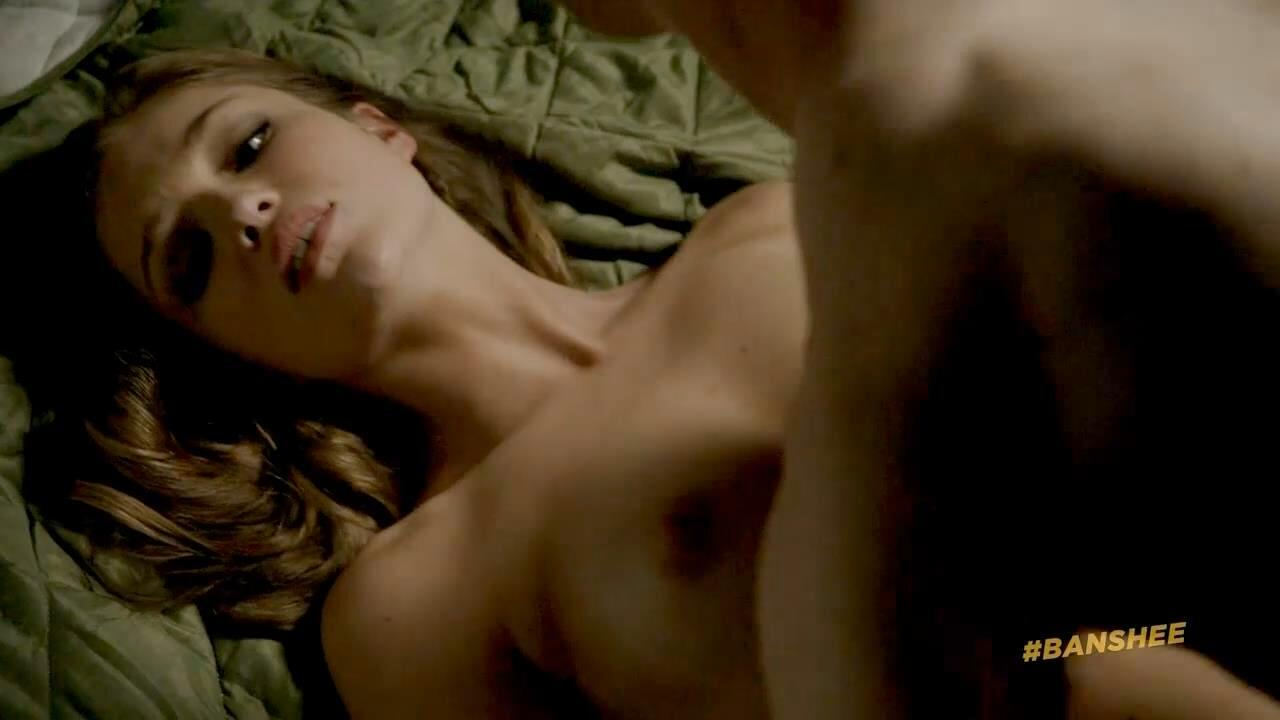Lily simmons trieste kelly dunn banshee s2e06 - 1 4