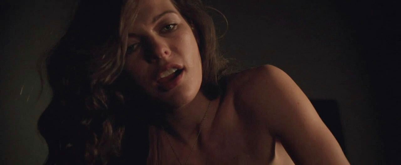 Mila jovovich nude sex scenes your idea