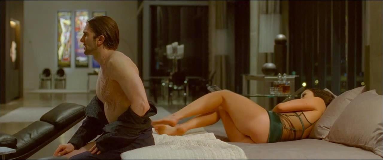 Alice eve nude scene in crossing over scandalplanetcom - 2 part 2