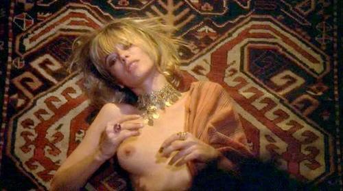 Breton nackt Michèle  The Richard