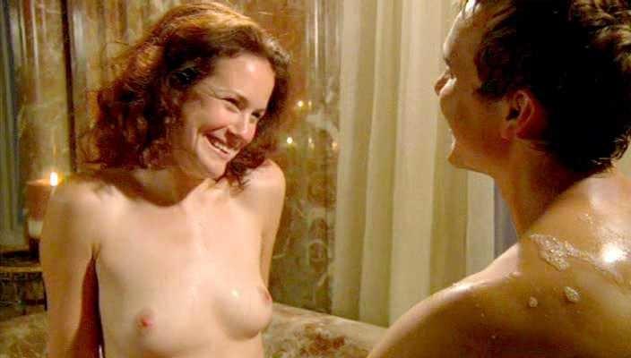 Angela Besharah  nackt