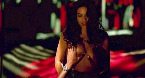 Remarkable rosario dawson naked in a movie commit error