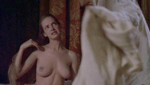Uma thurman nude scene