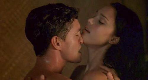 Jessica alba the sleeping dictionary sex scene