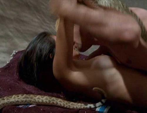 Cameron richardson nude rise hunter 2007
