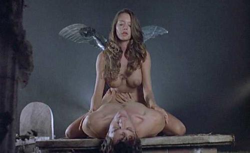 Sex scene from species