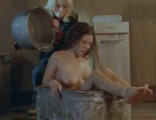 young girl nude in movie