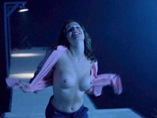 The girl from freddy vs jason naked, xxx mom video