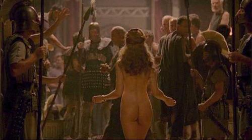Helen of troy nude scenes