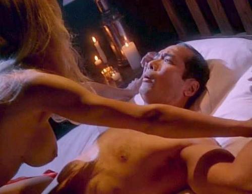 Pam anderson sex scene