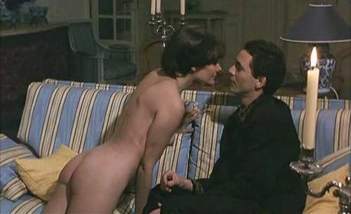 marie trintignant nackt