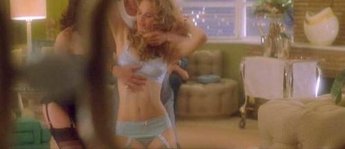 Nackte Rachel Blanchard, Kleiner Amateur-Sex zu Hause