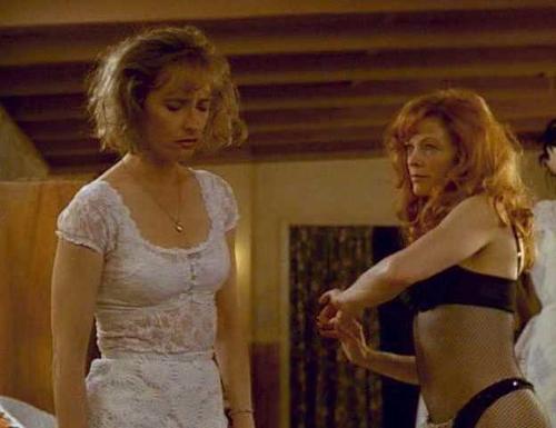 Frances Fisher  nackt