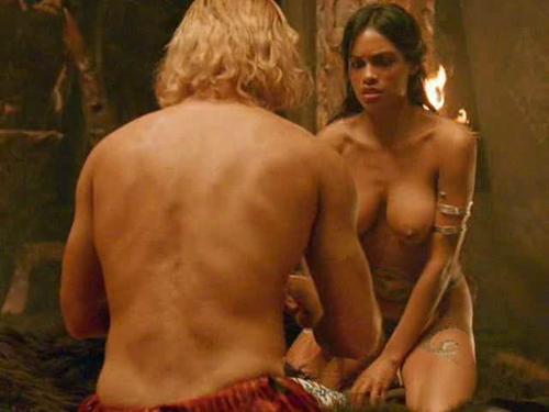 Rosario dawson nude from the movie photo 811