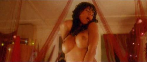 Naked pleasuring women