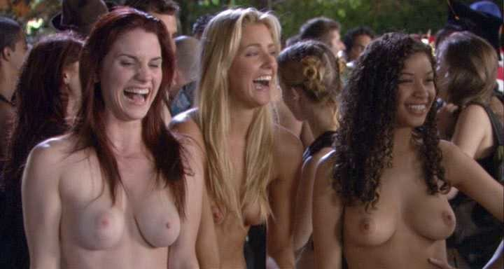 Clips from american pie naked mile