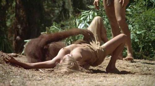 Sex and tarzan the ape man