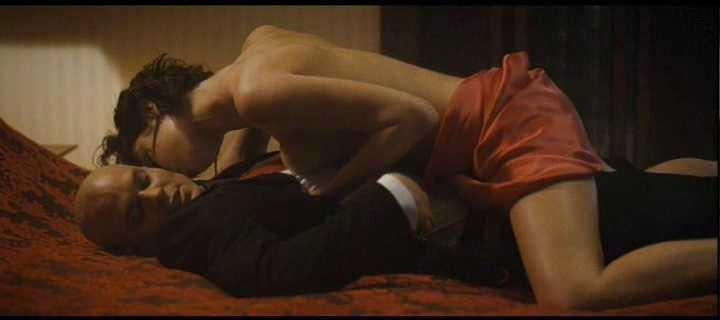 Anal oral olga kurylenko hitman nude scene force naked